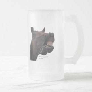 Horse: Hay! Coffee Mugs