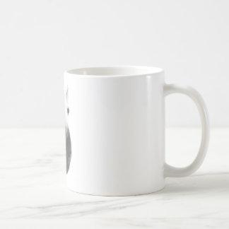 Horse head classic white coffee mug