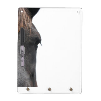 Horse Head Dry-Erase Board