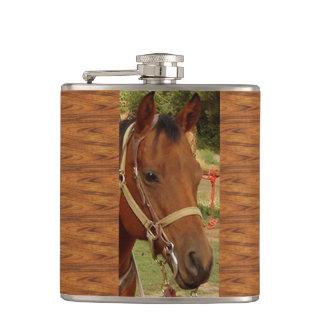 Horse Head Flask