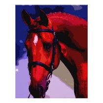Horse Head Flyer