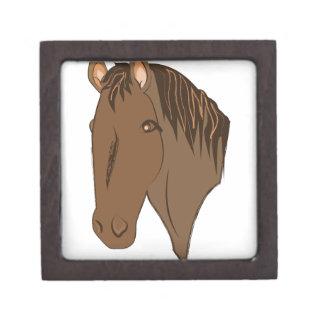 Horse Head Gift Box