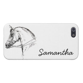 Horse Head Cover For iPhone 5