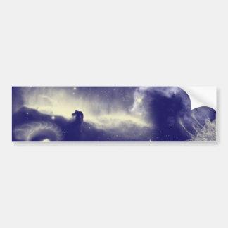 Horse Head Nebula Bumper Stickers