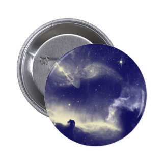 Horse Head Nebula Pinback Button