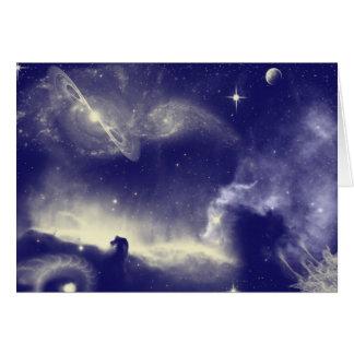 Horse Head Nebula Greeting Cards