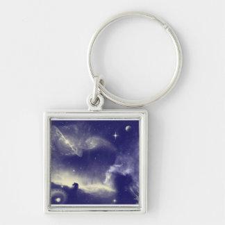 Horse Head Nebula Keychains