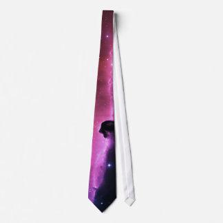 Horse Head Nebula Neck Tie