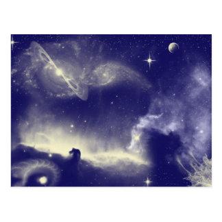 Horse Head Nebula Postcard