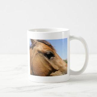 Horse Head Photography Art Coffee Mug