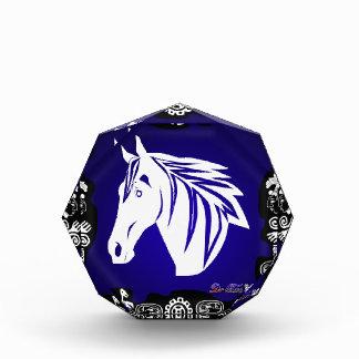 HORSE HEAD PRODUCTS ACRYLIC AWARD