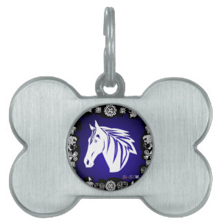 HORSE HEAD PRODUCTS PET TAGS