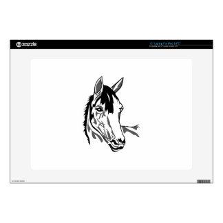 "Horse head skins for 15"" laptops"
