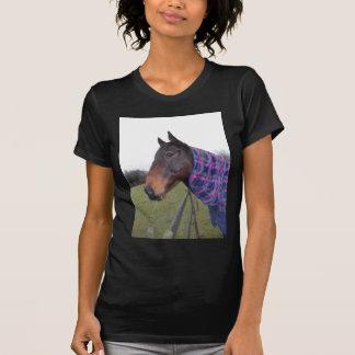 horse head t shirt