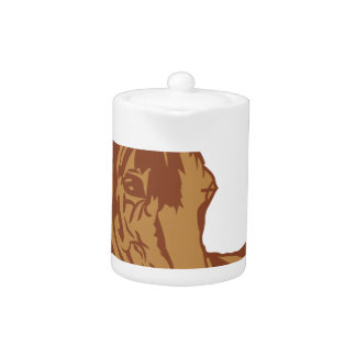 Horse Head Teapot