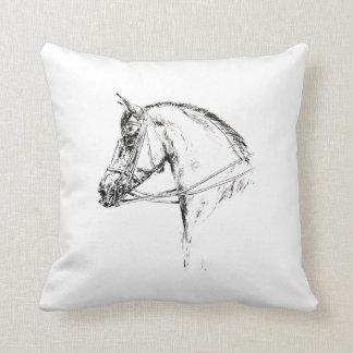 Horse Head Pillows Decorative Throw Pillows Zazzle