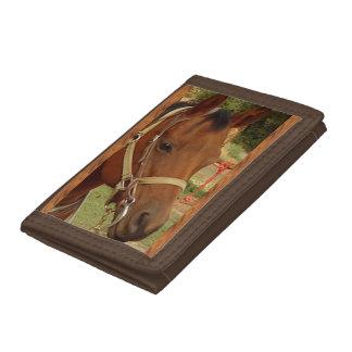 Horse Head Wallet