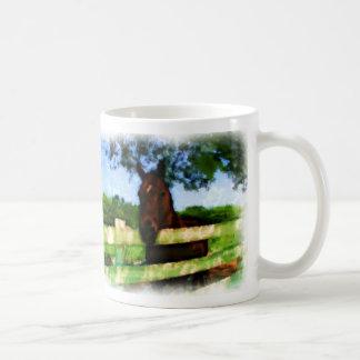 Horse Hello Mug