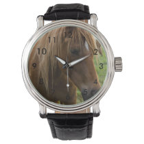 Horse Hello Wrist Watch