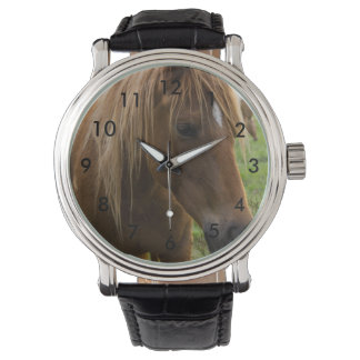Horse Hello Wrist Watch