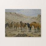 Horse Herd Puzzle