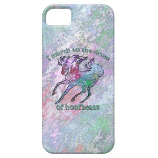 HORSE HOOFBEATS iPhone 5 CASES