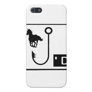 Horse Hooked Case For iPhone SE/5/5s