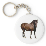 horse horse riding equistrian horse racing keychain