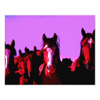 Horse - Horses Card