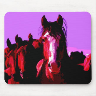 Horse - Horses Mouse Pad