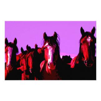 Horse - Horses Stationery
