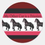 Horse Humor Stickers