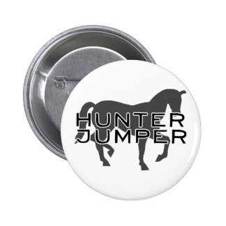 Horse - Hunter Jumper with Pretty Horse Pins