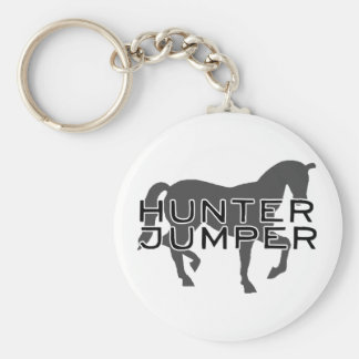Horse - Hunter Jumper with Pretty Horse Keychain