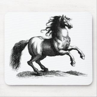 Horse Illustration, Mousepad