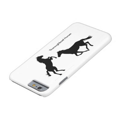 Horse image for iPhone 6, Barely There Barely There iPhone 6 Case