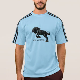 Horse image for Men's-Adidas-T-Shirt T-Shirt