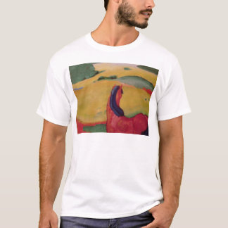 Horse in a landscape, 1910 T-Shirt