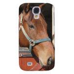 Horse in Barn Samsung S4 Case
