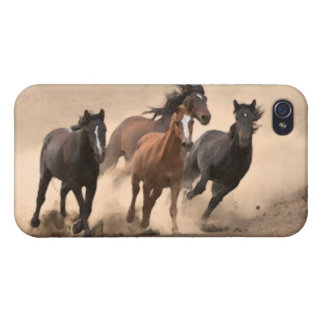 Horse In Fall II iPhone 4/4S Cover