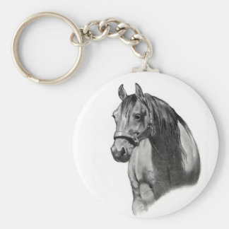 HORSE IN PENCIL KEY CHAINS