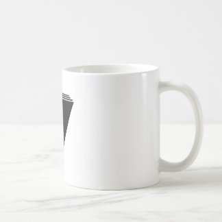 Horse in the dark coffee mug
