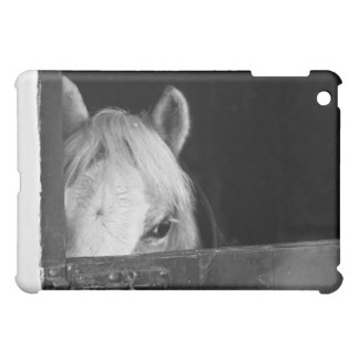 Horse in the Stable iPad Case