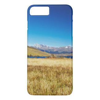 Horse in Torres del Paine National Park, Laguna iPhone 7 Plus Case