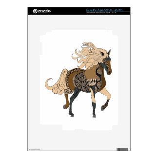 Horse iPad 3 Decals