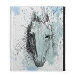 Horse iPad Folio Cover