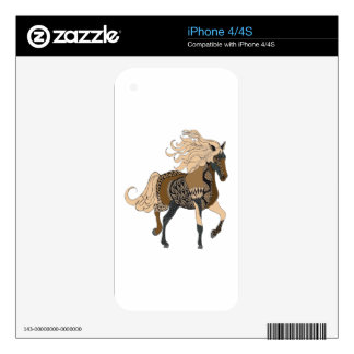 Horse iPhone 4S Decals