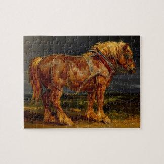 Horse - James Ward Puzzles