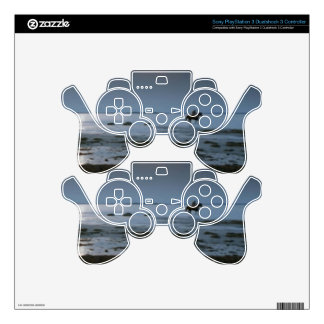 HORSE JOYRIDE BY THE BEACH ; Romantic Evening PS3 Controller Decal