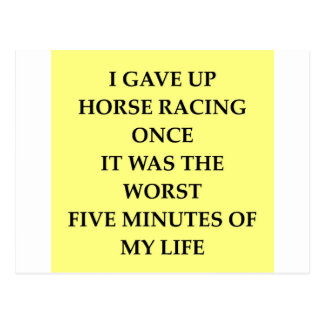 HORSE.jpg Postcard